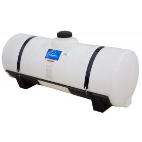 100 Gallon White Applicator Tank