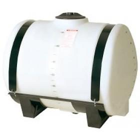 110 Gallon White Applicator Tank