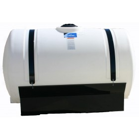 200 Gallon White Applicator Tank