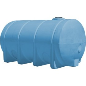 3135 Gallon Light Blue Heavy Duty Elliptical Leg Tank