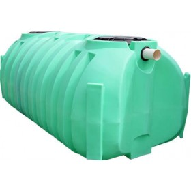 1500 Gallon Norwesco Low Profile Septic Tank