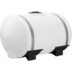 400 Gallon White Applicator Tank