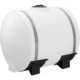 500 Gallon White Applicator Tank