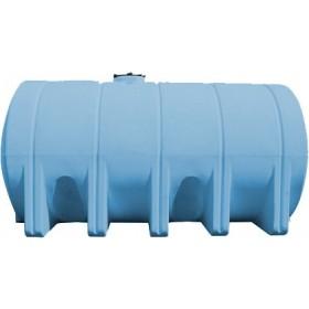 5025 Gallon Light Blue Heavy Duty Horizontal Leg Tank