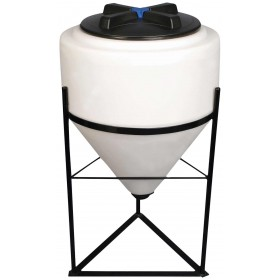 35 Gallon Inductor Cone Bottom Tank