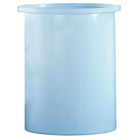 5 Gallon PE Cylindrical Open Top Tank