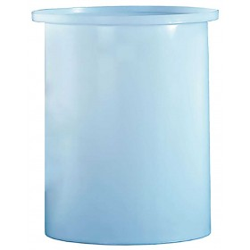 5 Gallon PP Cylindrical Open Top Tank