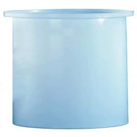 17 Gallon PE Cylindrical Open Top Tank