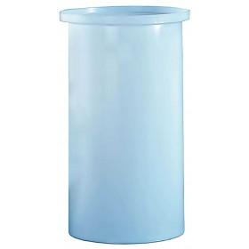 65 Gallon PE Cylindrical Open Top Tank
