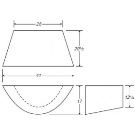 24 Gallon Marine Fresh Water Tank