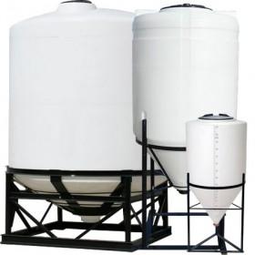 13000 Gallon ASTM Cone Bottom Tank