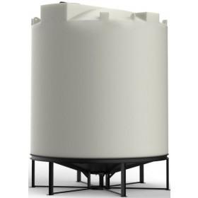 3600 Gallon Cone Bottom Tank