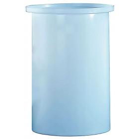 7.5 Gallon PE Cylindrical Open Top Tank
