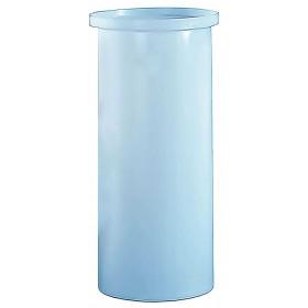 105 Gallon PE Cylindrical Open Top Tank