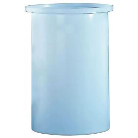 100 Gallon PE Cylindrical Open Top Tank