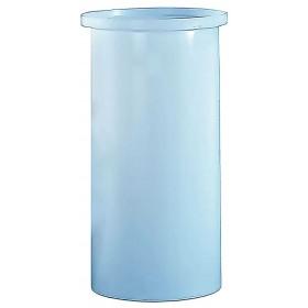180 Gallon PE Cylindrical Open Top Tank