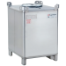 446 Gallon 304 Stainless Steel Supertainer IBC Tote Tank