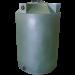 500 Gallon Dark Green Rainwater Collection Tank
