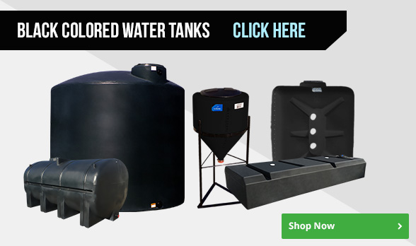 Black Colored Water Tanks