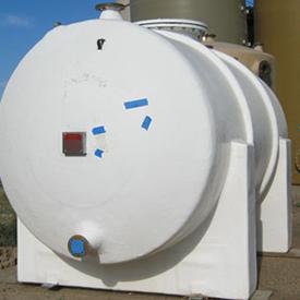 Horizontal Fiberglass Tanks
