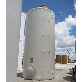 Wastewater Fiberglass Tanks